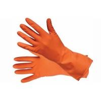 Хозяйственные латексные перчатки