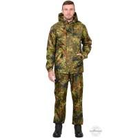 """ТУРИСТ костюм, куртка, брюки (тк. """"Оксфорд"""") КМФ """"Пиксель"""" зеленый"""