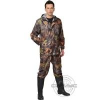 "ТУРИСТ костюм, куртка, брюки (тк. ""Оксфорд"") КМФ ""Темный лес"""