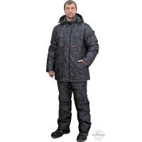 ТАЙГА костюм зимний, куртка, брюки. (тк.Алова) КМФ Мишень