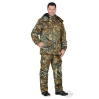 """ФОРЕСТ костюм зимний, куртка дл., брюки (тк.CROWN-230) КМФ """"Тёмный Лес"""""""