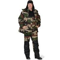 БАРС костюм зимний, куртка,п/комб. КМФ Нато
