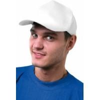 БЕЙСБОЛКА кепка белая