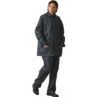ЛИВЕНЬ костюм нейлоновый, куртка, брюки синий
