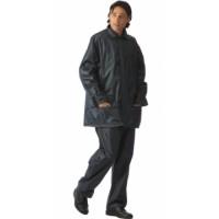 ЛИВЕНЬ костюм нейлоновый синий (куртка, брюки) в индивидуальной упаковке