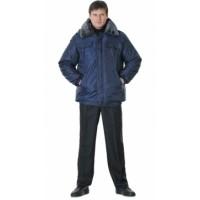 ПОЛЮС куртка кор., тёмно-синяя