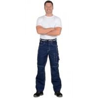 ПРЕСТИЖ брюки цв.синий, тк.Rodos (245гр.кв.м)