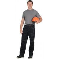 ПРЕСТИЖ брюки цв.черный, тк.Rodos (245гр.кв.м)