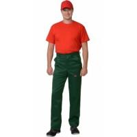 ПРОФЕССИОНАЛ брюки зеленые