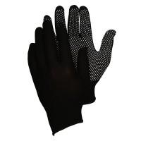 МИКРОТОЧКА перчатки нейлоновые с ПВХ