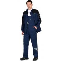 ФОТОН костюм, куртка, п/к цв. синий с черным
