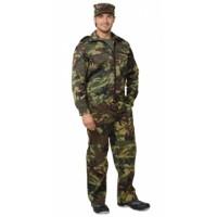 ВЫМПЕЛ костюм, куртка, брюки (тк. смесовая) КМФ зеленый