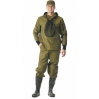 АНТИГНУС-3 костюм противоэнцефалитный, куртка, брюки (п-но 100% х/б хаки)