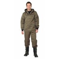 АНТИГНУС СТ костюм противоэнцефалитный, куртка,брюки тк. Crown-230 хаки