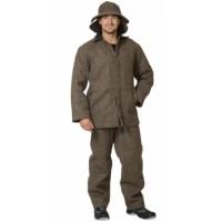 ОГНЕСТОЙКИЙ костюм суконный, куртка, брюки серый