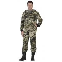 АНТИГНУС костюм противоэнцефалитный, куртка, брюки КМФ