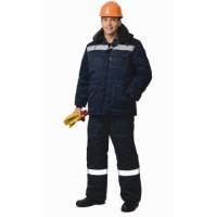 ЛЕГИОНЕР-2 костюм, куртка, п/комбинезон темно-синий с СОП