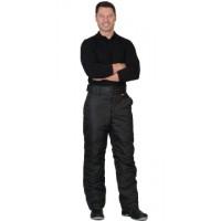 ЕВРОПА-ПРЕМИУМ брюки утепленные черные
