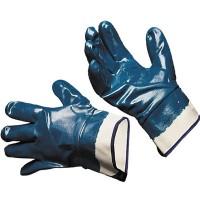 Перчатки нитрил полное покрытие Стандарт (крага)