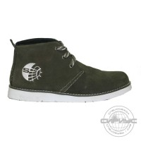 СТЕП ботинки зеленые (10 пар)