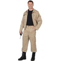 ФРЕГАТ костюм, куртка, брюки песочный