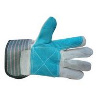 ДОКЕР перчатки спилковые комбинированные усиленные