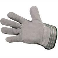 ТРАЛ перчатки спилковые комбинированные