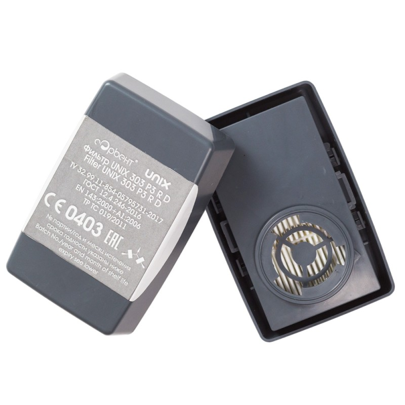 Фильтр UNIX 303 P3D (аналог 3М 6038)