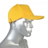 БЕЙСБОЛКА кепка желтая