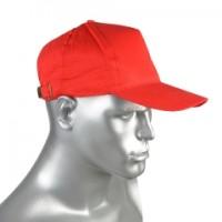 БЕЙСБОЛКА кепка красная