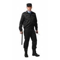 ВЫМПЕЛ костюм, куртка, брюки (тк. смесовая) черный
