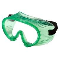 Очки защитные прямая вентиляция NEW