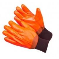 ПЛАМЯ перчатки морозостойкие (резинка)