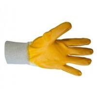 Перчатки нитриловые частичное покрытие Эконом