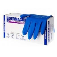 Перчатки Dermagrip High Risk латекс (25 пар в уп.)