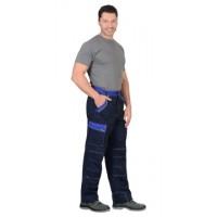 КАРАТ брюки т.синие